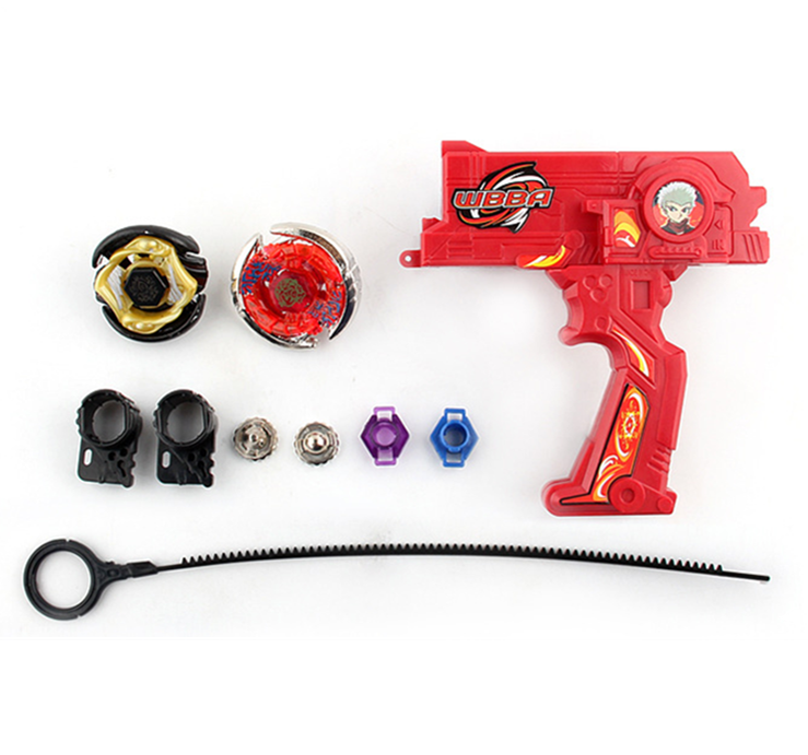 Three Color New Gun Launcher Design Beyblade Toys For Kids Children Beyblade For Sale Wholesale