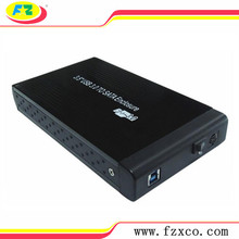 USB2.0 SATA HDD Hard Disk External Box