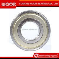 WOOR bearing for parts for motorcycle shineray board skate bearing Deep Groove Ball Bearing 6212