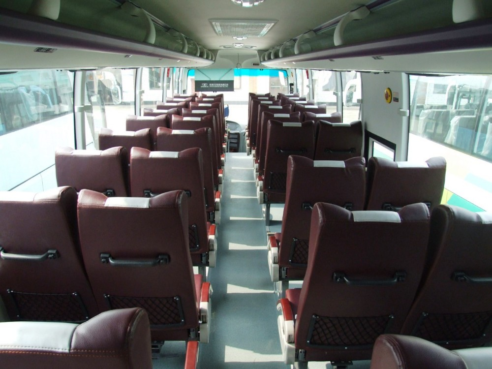 49+2 seater luxury bus for sale