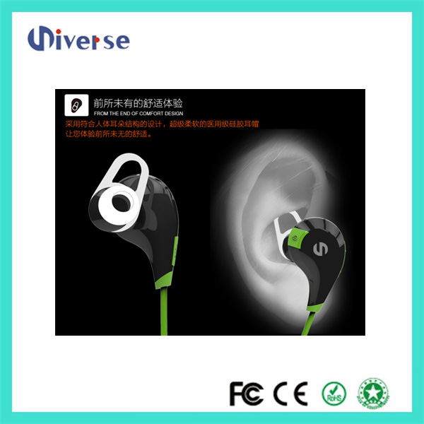 Wireless Bluetooth 20154.1 bluetooth earphones& Headphones built-in Mic handsfree for calls and music streaming