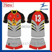Healong Sublimation Transfer Wholesale Sublimated Rugby Gear