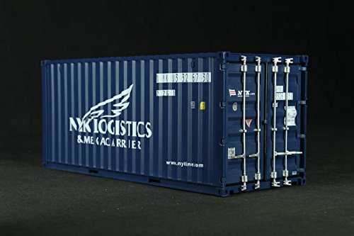 casting 20 feet 1:20 shipping model container