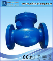 Single Disc Wafer Type Spring Loaded Check Valve