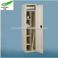 Golf&Country Club metal locker standard size Dormitories School Lockers for sale/mini locker single tier