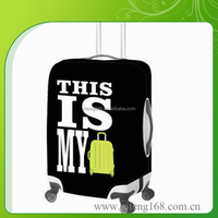 2016 New Product Made In China Luggage Cover On Luggage Travel Bags Protective Cover