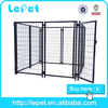 New design galvanized chain link dog kennels with lower price