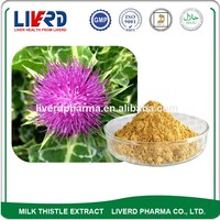 Halal Functional Food Silymarin and Milk Thistle Extract