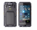 6inch rugged phone WIN10 OS support Barcode scanner NFC