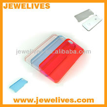 High quality hot selling Ultrathin(0.35mm) PC Case For iphone5/high quality Super thin Ultra light PP case for iPhone5