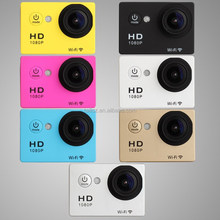 12MP Full HD 1080P WiFi Sport Action DV Camera 30M Water Proof
