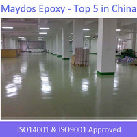 China Top 5 - Maydos Dust Proofing Heavy Duty Industry Use Stone Hard Epoxy Floor Paint