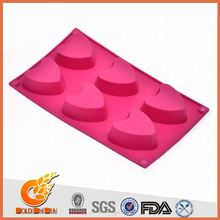 Utmost in convenience novelty silicone ice molds(ICE10454)