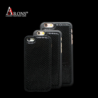 Wholesale snack mobile phone case for iphone5 genuine leather case