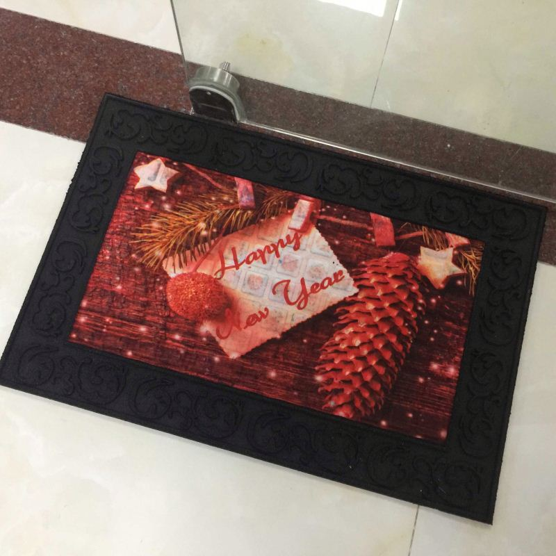 Indoor Anti-Fatigue Printed Floor Mat Manufacturer