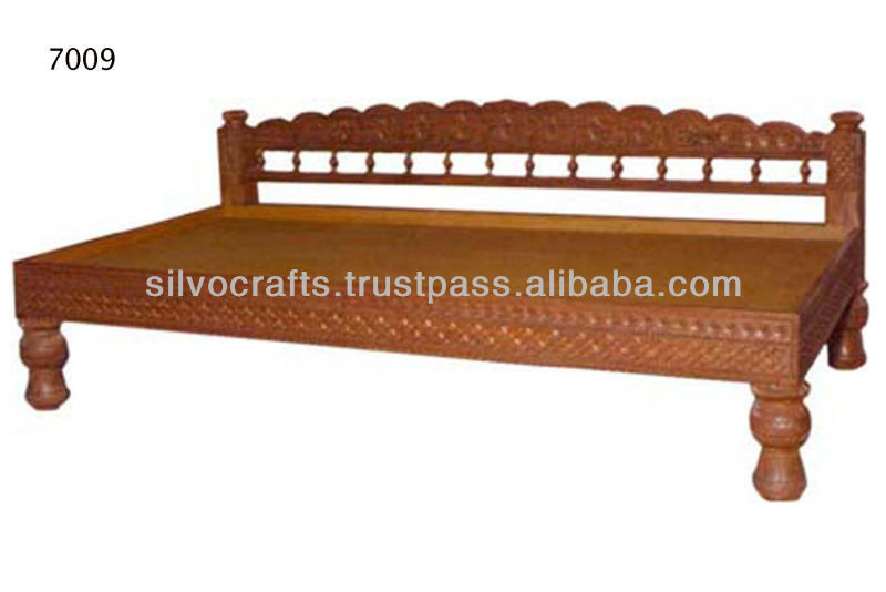 Royal Indian Rajasthani Jodhpur Hand Carved Teak Wooden Sofa Diwan Sets U0026  Chaise Lounge (carved Furnitures By Classic Silvocraft   Buy Carved Sofa  Set ...