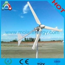 Chinese hot sale 1kw 2kw small wind generators for homes