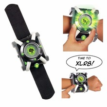 Hotsale !! Ben 10 Deluxe Omnitrix - Cartoon Wacth for Kit Gift
