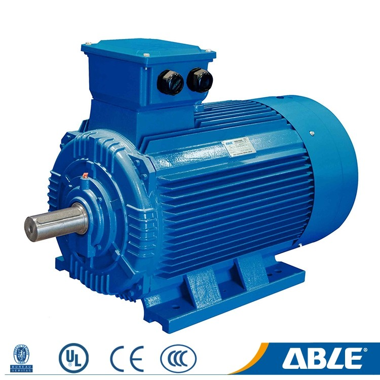 China ip 55 ul y2 series able asea 25hp 300kw electric motor