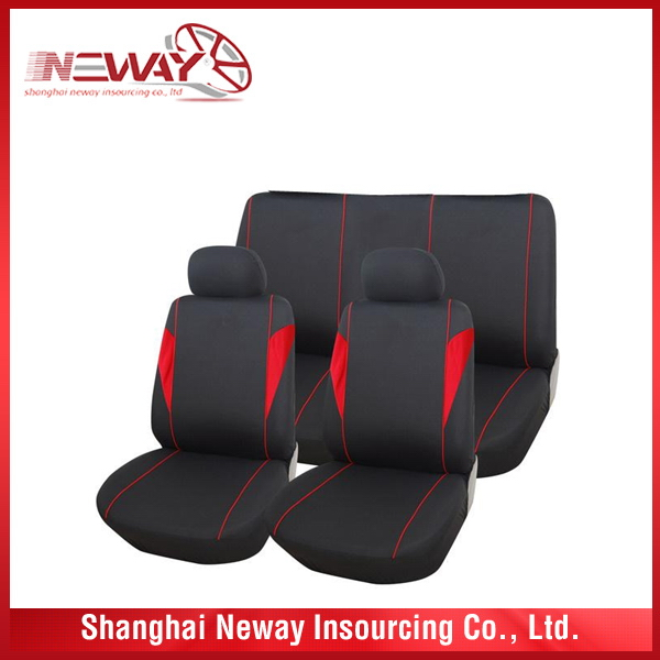 Direct Factory Price hot sale cushion new design fabric car seat cover