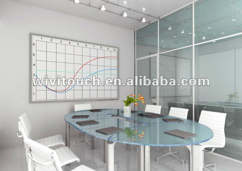 69''Whiteboard for classroom/office,smart Infrared