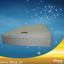 Good quality top sell 5 zone latex top 5 mattress