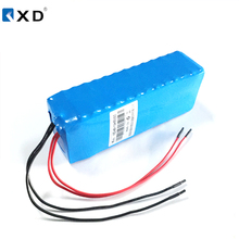 Lithium ion battery With BMS rechargeable 48v 10ah electric bicycle battery