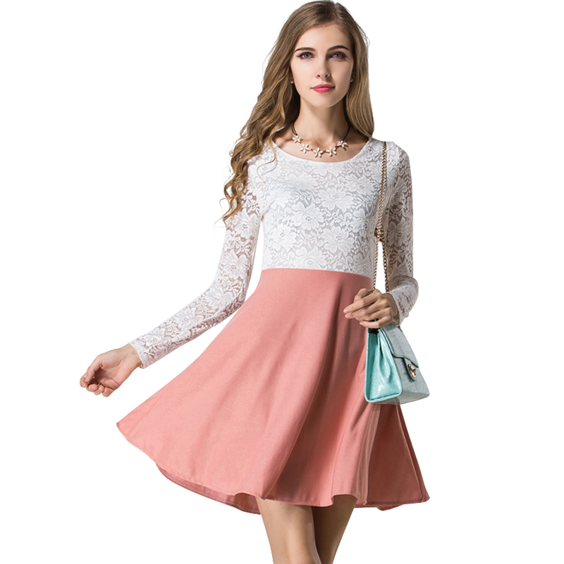 Wholesale long dresses korean style - Online Buy Best long dresses ...