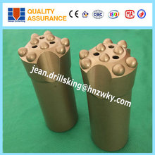ISO 9001 certified R25 R28 R32 T38 T45 T51 button bit tungsten carbide button drill bit