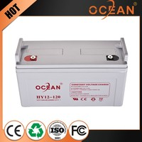 Eco-friendly factory direct sell 12V 120ah extraordinary external storage battery