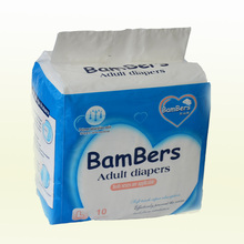 A Grade Sexy Adult Diaper For Nursing Elderly with Competitive Price and ISO Certificate