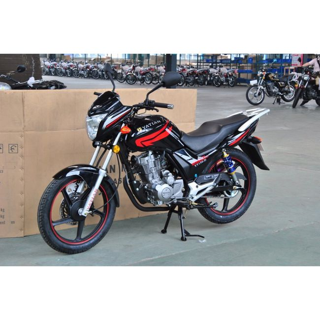 New quality assured YATIAN 250cc chopper gas motorcycle