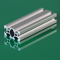 high quality t slot extruded aluminium profiles extrusions