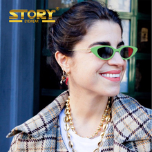 STORY STY95115DY cat eye best selling procucts 2018 in usa fasion sunglasses small style