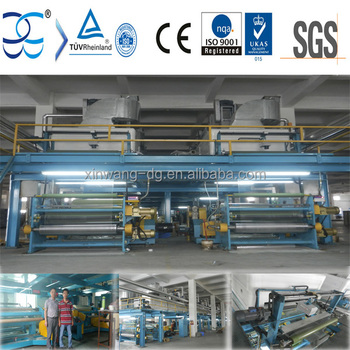 Non-stop High Speed Automatic BOPP Tape Production Line