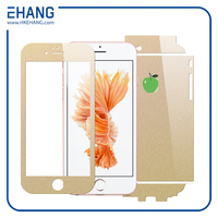 Best-selling high clear more colors full cover screen protector for iPhone 6