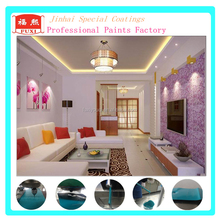 High Quality waterproof interior wall paint Interior Wall Silk Latex Paint