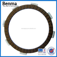 High quality Titan parts 150cc friction plate TItan 150 clutch plate hot in Brazil