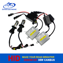 manufacturer and exporter of h4 bi xenon hid kit 6000k 35watt China