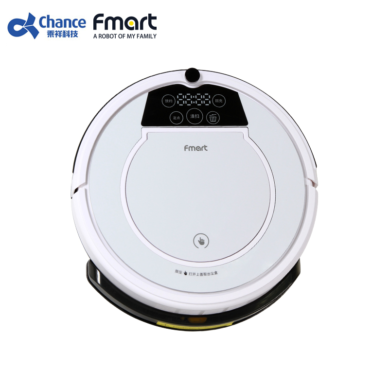 Fmart Robot Vacuum Cleaner for Home Automatic Sweeping Dust Sterilize Smart Control Vaccum