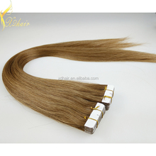 free samples with free shipping raw russian hair,invisible tape hair extensions