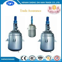Trade Assurance Stainless Steel Chemical Reactor pressure vessel