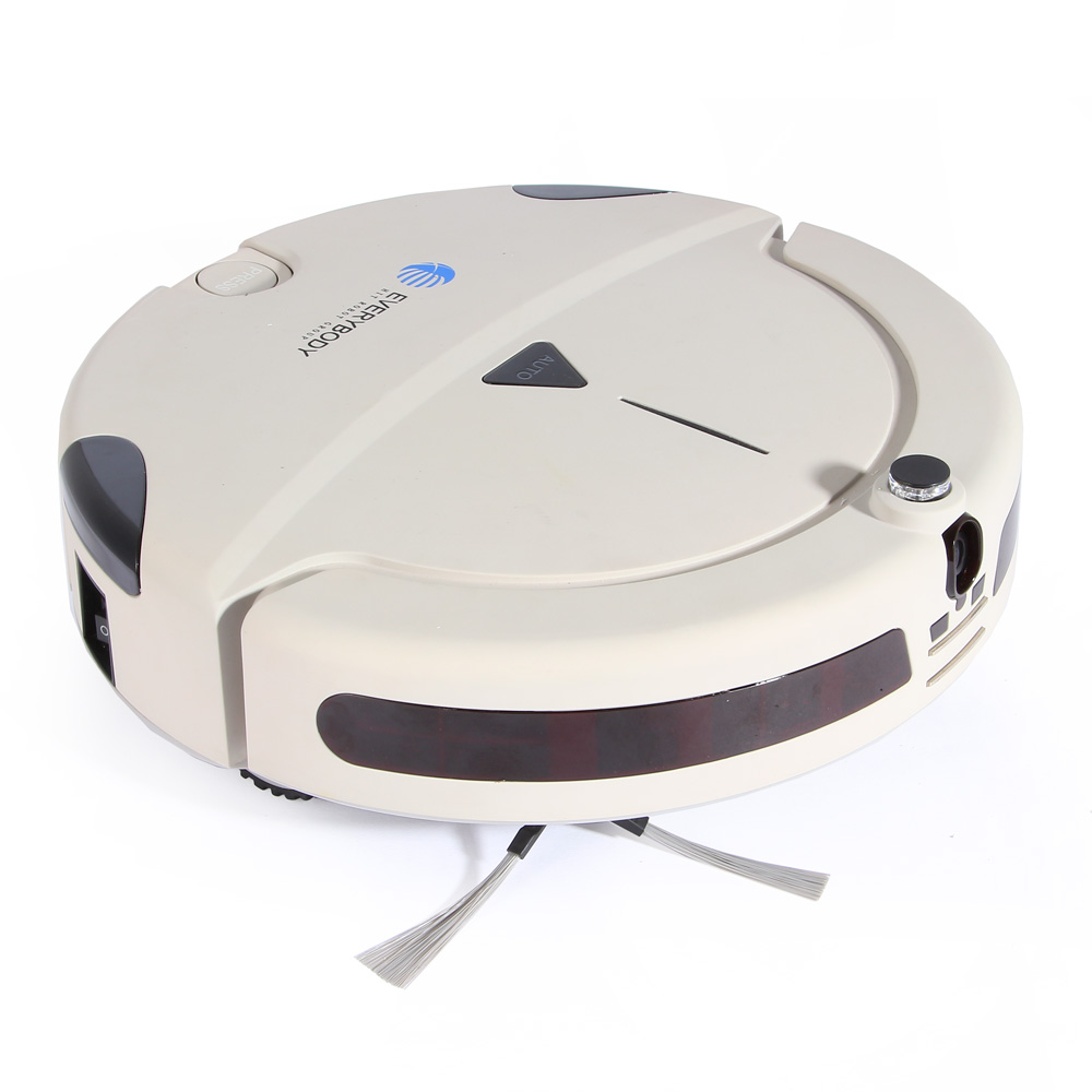 Smart Vacuum Floor Duct Cleaning Robot For Home With Wifi Smart Camera