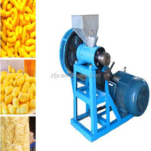 Automatic puffed rice machine puffing corn snacks food extrusion making machine