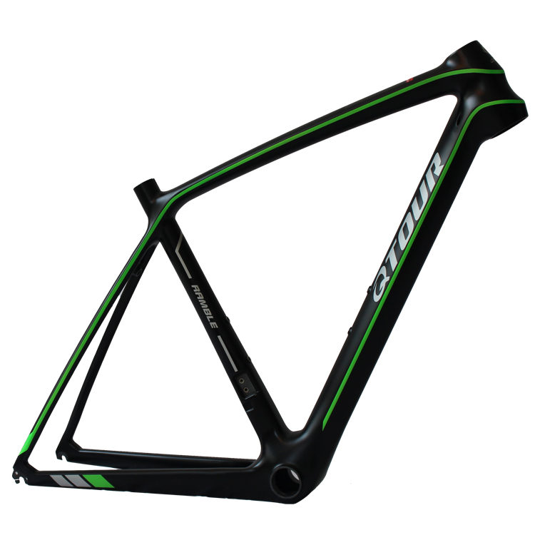 New Custom Professional design 700c carbon road bicycle frame