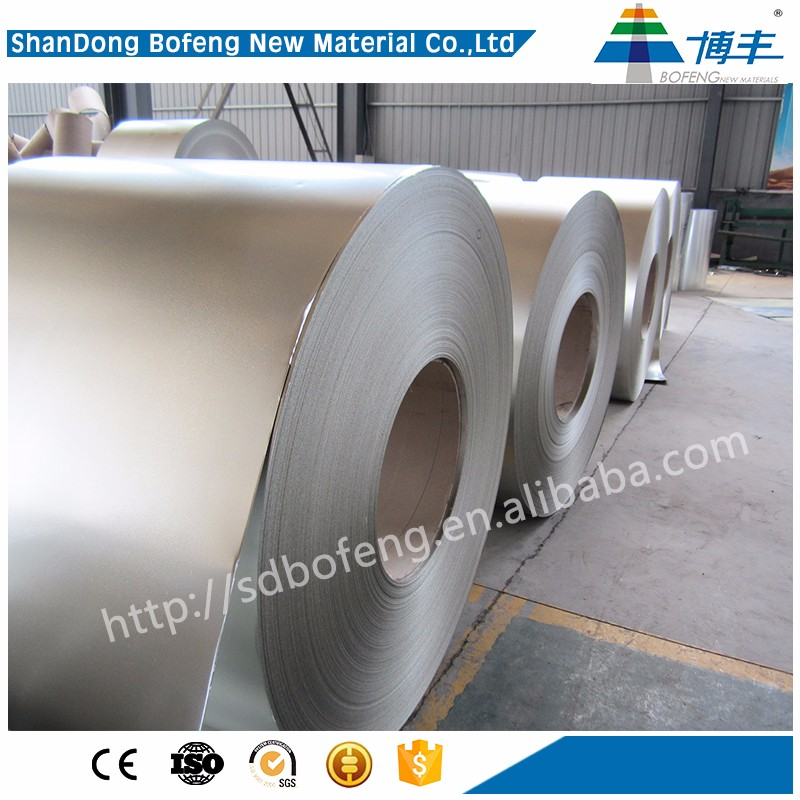 Widely used good looking shape 30 gauge galvanized steel sheet