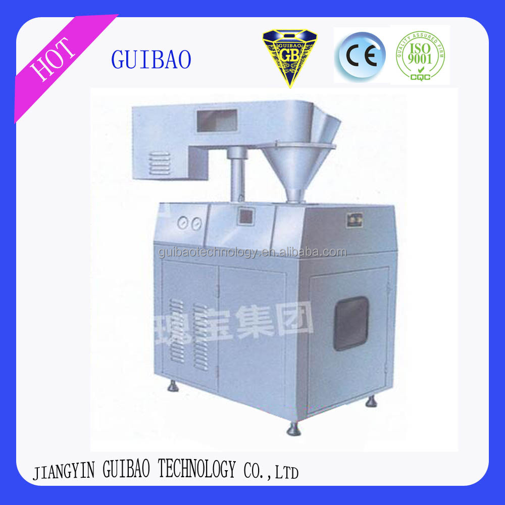 Model GK-70 type dry granulator/granulation roll compactor for powder foodstuff