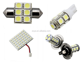 T20 H7 27SMD 5050 Auto Led Fog Lamp