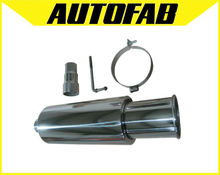 Universal Muffler,car stainless steel exhaust muffler with spart parts