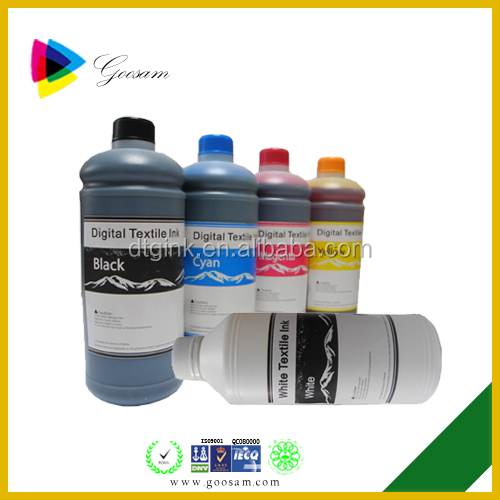 Premium Quality Digital Textile ink for Epson Surecolor F2080 DTG Printer